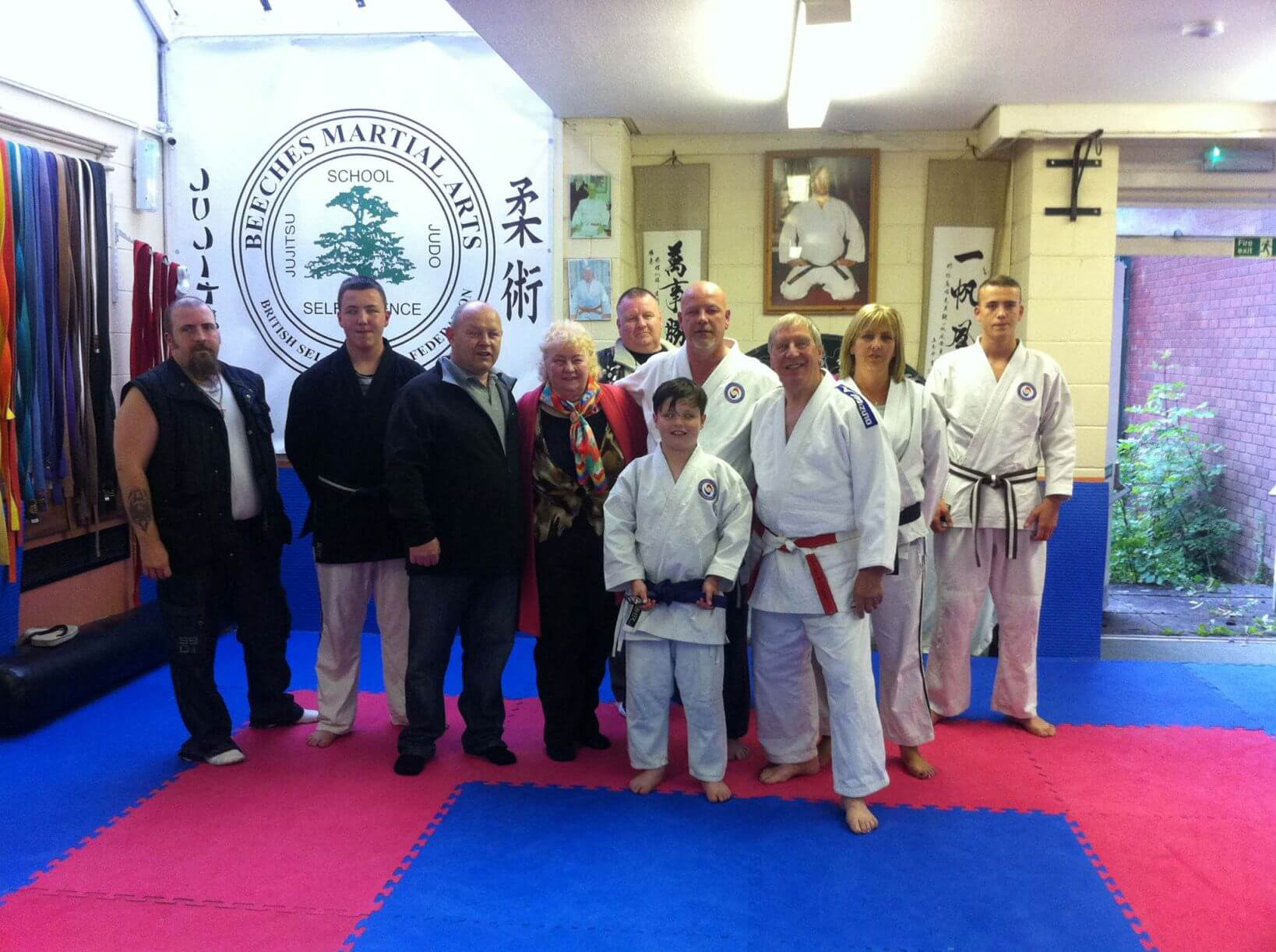 Beeches Martial Arts Birmingham   Self Defence   jujitsu & Judo