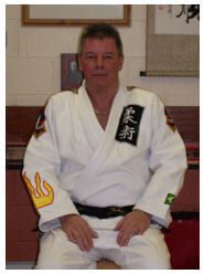 John Jeffery - Chairman of the Beeches Martial Arts Club